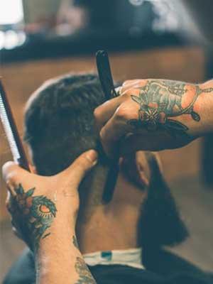 Baber shop JLT / Barber Shop JLT Dubai