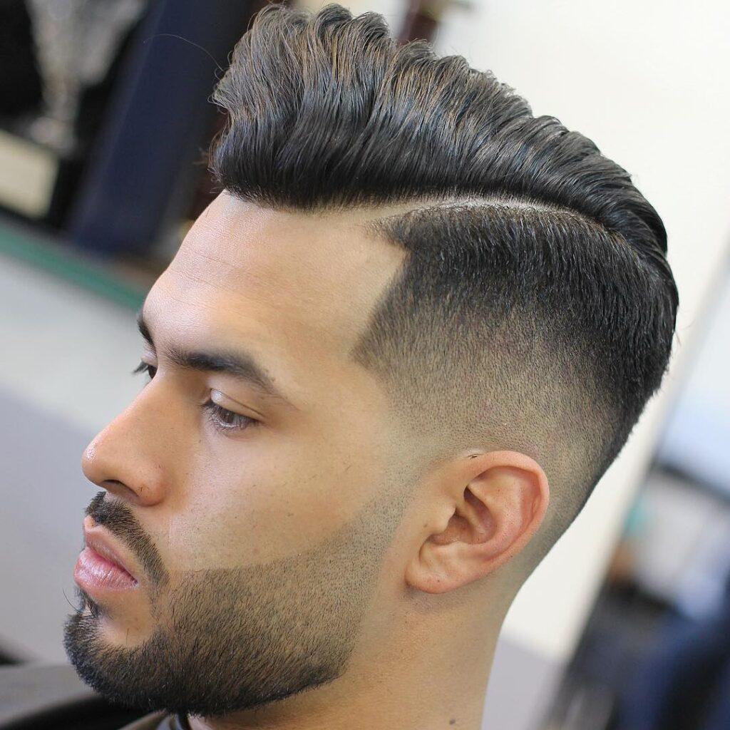 Faded_beard_Dubai_Salon